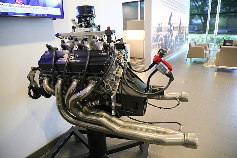 Ford Performance Tech Center Gallery 372