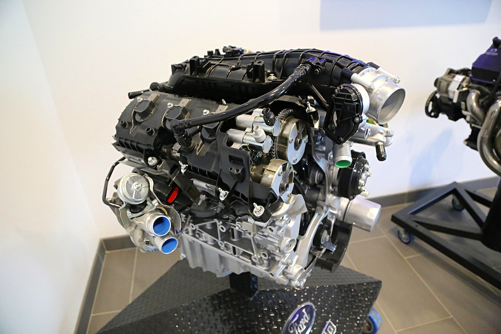 Ford Performance Tech Center Gallery 374