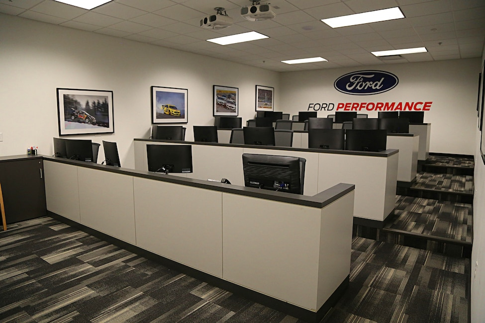 Ford Performance Tech Center Gallery 379