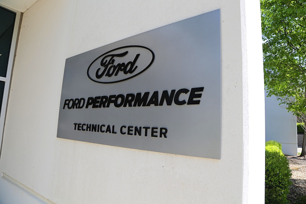 Ford Performance Tech Center Gallery 403