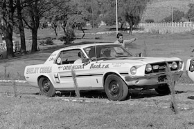 Hindsight: The Mexican Rally Mustang
