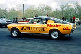 "Missing Mustangs: The Savelle Ford ""135"" Cobra Jet"