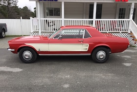 Rare Finds: The Case of the Side-Striped 1967 Mustang