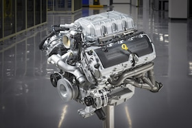 How Engineers Pushed The 2020 Shelby GT500 Powertrain To Deliver Supercar Level 0-100-0 Performance