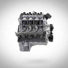 Ford's 7.3-Liter 'Godzilla' Gas Engine Delivers 430 Horsepower & Packs Monster Potential