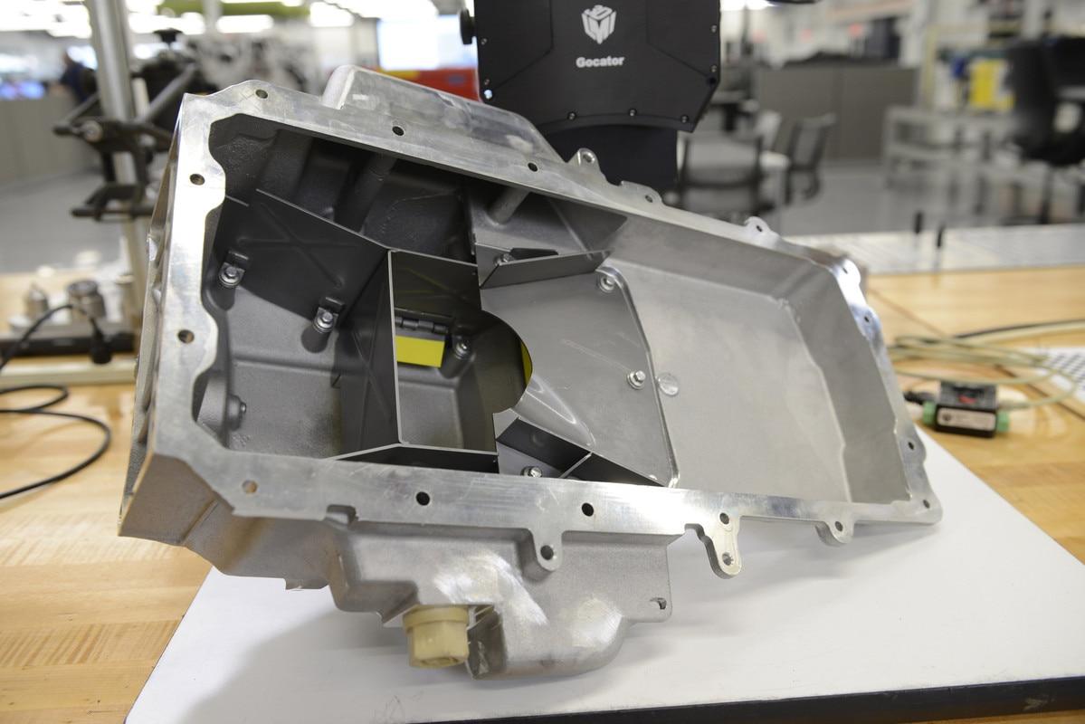 005 2020 Shelby GT500 Powertrain