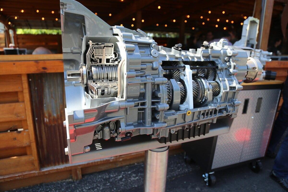009 2020 Shelby GT500 Powertrain