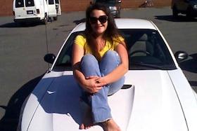 Mustang Girl Monday: Lauren Reed