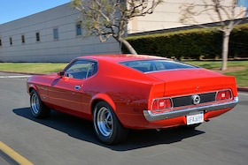 The End of the Big-Block Era for Mustang