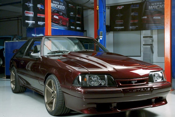 Week To Wicked Finale: Installing a Complete TMI Interior, Dakota Digital Gauges, and Final Wiring with details to make our 1990 Mustang LX Run and Drive.