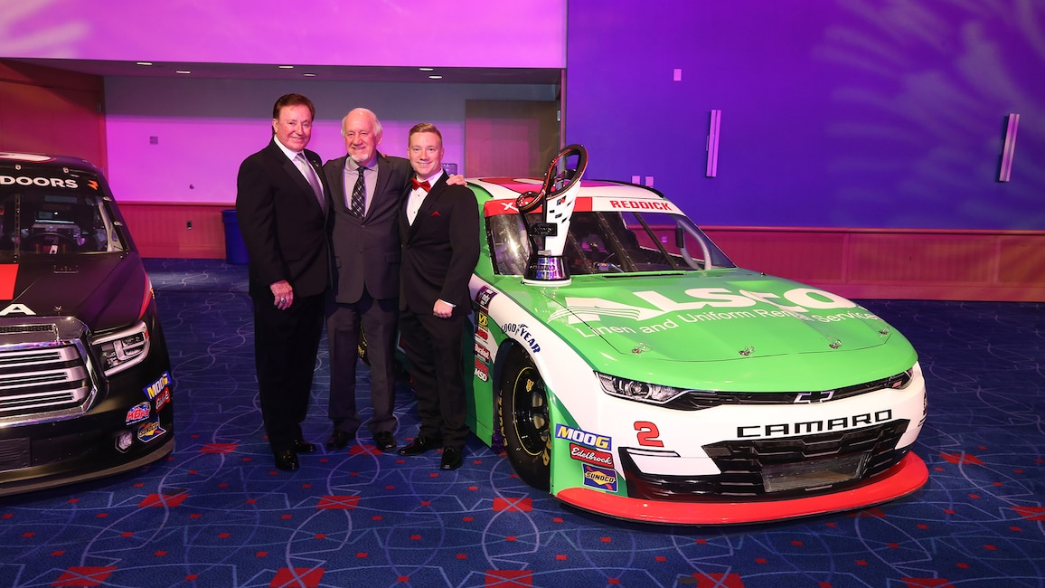 Tyler Reddick And Richard Childres