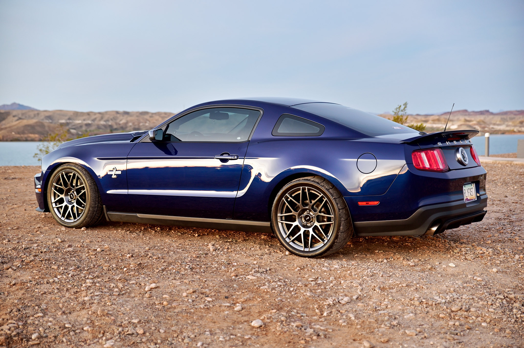 2012 Kona Blue Shelby Gt 500 Mustang 003 - Photo 129144207 ...